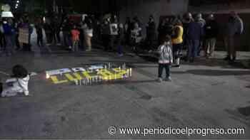 Quilmes: conmovedor pedido de justicia por Lucas Cancino - Noticias actualizadas de Berazategui Quilmes y Florencio Varela