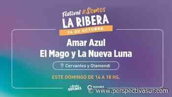 Domingo de música por Aniversario de la Ribera de Quilmes - Perspectiva Sur