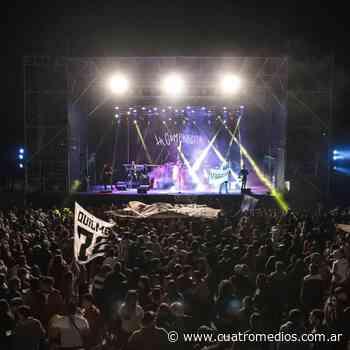 Quilmes: el Estadio Centenario, un nuevo escenario para la cultura y el espectáculo - Cuatro Medios