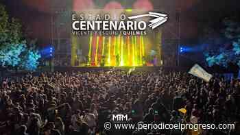 Vuelven los recitales al estadio Centenario de Quilmes - Periódico El Progreso
