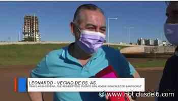 De Quilmes regresando a Paraguay para reencontrarse con familiares - Noticiasdel6.com