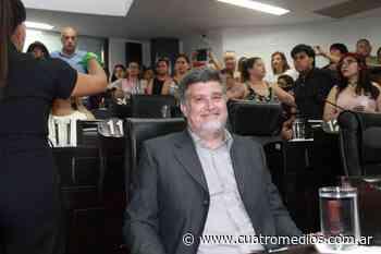 Quilmes: el concejal Ariel Burtoli habló sobre el gasoducto NEA - Cuatro Medios