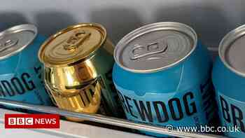 Brewdog's solid gold beer can ad 'misleading'