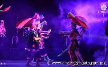 Deslumbra Ballet Folklórico de la UG en la Alhóndiga - El Sol de Irapuato