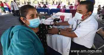 Feria de Salud en Irapuato permanecerá hasta fin de mes - Periódico AM