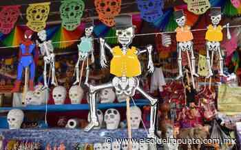 Arranca temporada de Día de Muertos en Irapuato - El Sol de Irapuato