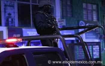 Envían elementos de FSPE en apoyo para labores de seguridad en Irapuato - El Sol de México
