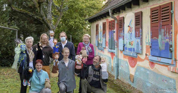 Plappermaul Heidelberg:  Im Bann der Puppenwelt