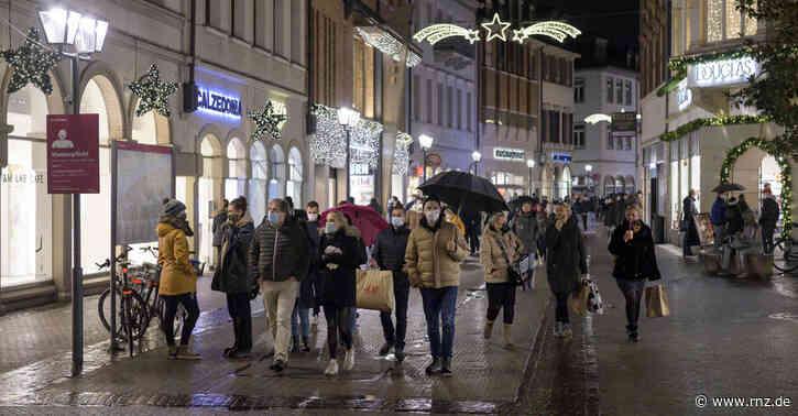Heidelberg:  Diesen Winter gibt es gleich zwei lange Einkaufsnächte