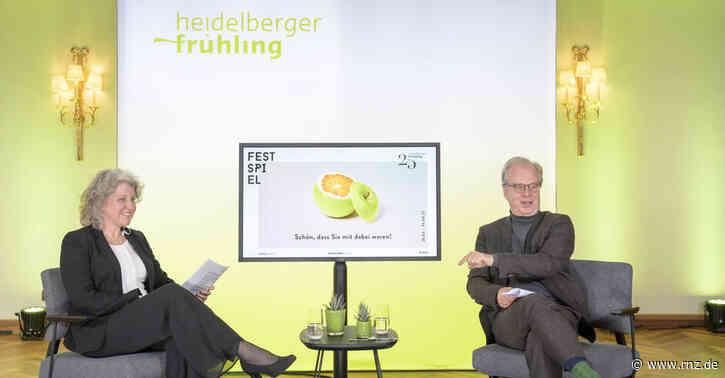 Heidelberger Frühling:  Die ganze Stadt soll 2022 feiern
