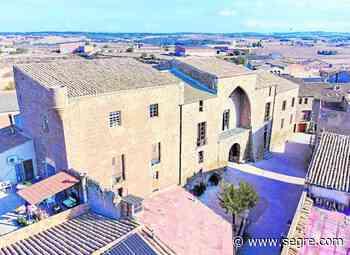 El castillo de Les Pallargues recupera la balconada gótica - SEGRE.com