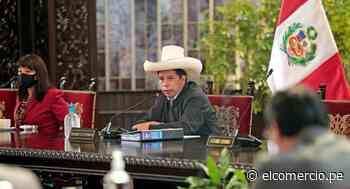 Pedro Castillo: Congreso aprueba viaje del mandatario a Bolivia el 30 de octubre para Gabinete Binacional - El Comercio Perú