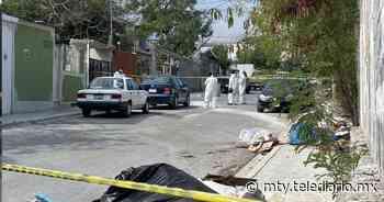 Santa Catarina. Asesinan a un hombre en la colonia El Castillo - Telediario Monterrey