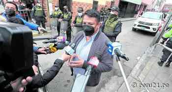 El Gobierno intenta salvar a Richard Rojas - Diario Perú21