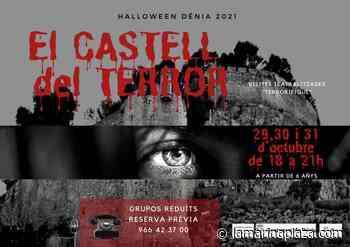 El Castillo del Terror y un 'escape room' de 'La casa de papel' para celebrar Halloween en Dénia - La Marina Plaza. Noticias. Diario de la Marina Alta.