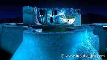 El Castillo de la Alameda de Barajas se transformará en un gran iceberg de luz - Revista Inout Viajes