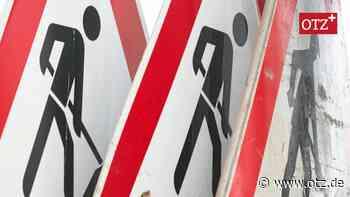Hang bei Berga soll gesichert werden | Greiz | Ostthüringer Zeitung - Ostthüringer Zeitung