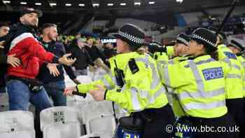 West Ham and Manchester United fined by Uefa for crowd trouble