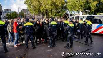 Union Berlin kritisiert Polizeieinsatz in Rotterdam