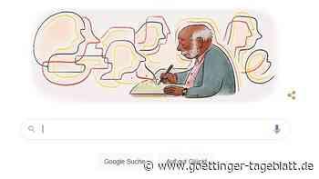 Google Doodle am 22. Oktober: Wer war Theodor Wonja Michael?