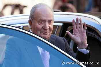 King Juan Carlos of Spain was 'injected with female hormones' to curb his 'sex drive'
