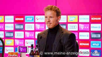 FC Bayern: Erste PK nach Nagelsmanns Corona-Infektion im Live-Ticker