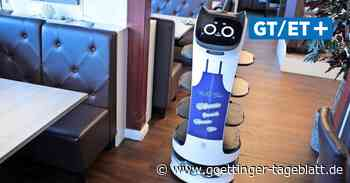 Restaurant in Grömitz hat jetzt einen Roboter als Kellner – wegen Personalmangels