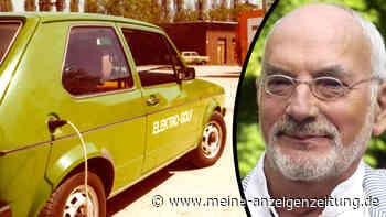 Löwenzahn-Moderator Peter Lustig war beim E-Auto schon vor 40 Jahren optimistisch