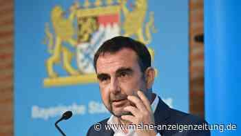 Corona-Zahlen steigen in Bayern - jetzt äußert Holetschek dringenden Appell an Ministerpräsidentenkonferenz