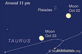 This Week's Sky at a Glance, October 22 – 30