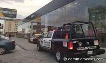 Roban 5 vehículos de agencia en Guadalupe - Dominio Medios