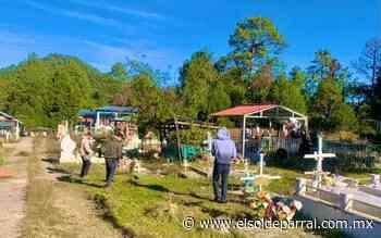 Comienzan limpieza en panteones de Guadalupe y Calvo - El Sol de Parral