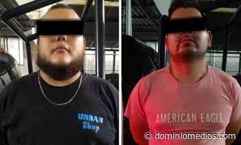 Caen dos con arma y droga tras persecución en Guadalupe - Dominio Medios