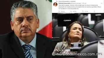 Declaraciones de Patricia Armendáriz, me indignaron, no pueden ser tan insensible: Guadalupe Acosta Naranjo - El Heraldo de México