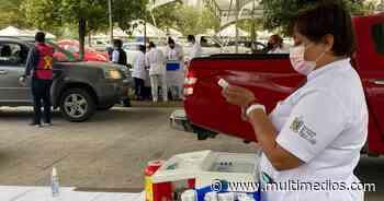 Guadalupe. Aplican segunda dosis anticovid a personas de 40 a 49 años - Multimedios