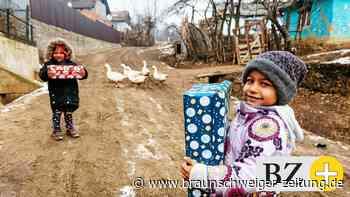 Weihnachten im Schuhkarton für Kinder in Osteuropa