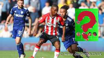 Southampton vs Burnley predicted team lineup Premier League