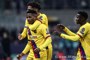 Ansu Fati turned down three major offers to stay at Barcelona