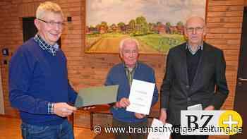 Ribbesbüttels Langzeit-Bürgermeister ist jetzt Politik-Rentner