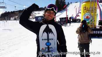 Freestyle-Snowboarder starten Olympia-Saison