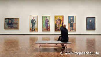 Eine geknickte Heimat für Munchs Kunst