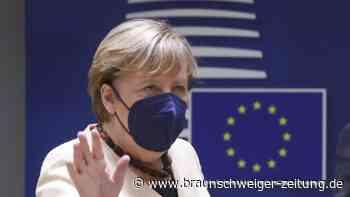 """Kompromissmaschine"" - EU-Politiker würdigen Merkel"
