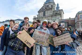 """Schooldirecteurs hebben gemengde gevoelens bij klimaatmars: """"Actie voeren kan ook buiten schooluren"""""""