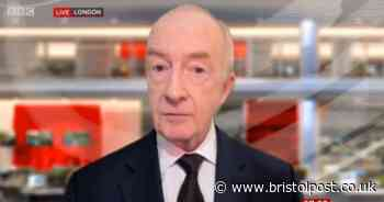 BBC Breakfast: Nicholas Witchell says 'we weren't given complete picture' on The Queen's health