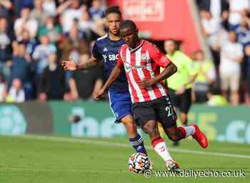 Ibrahima Diallo's showing for Southampton 'not normal'