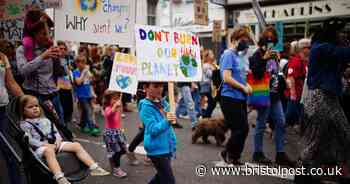 Bristol Youth Strike live in Bristol - climate protest to take over city ahead of COP26