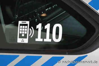 Polizeibericht 22. Oktober 2021