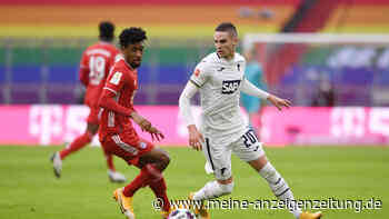 FC Bayern - TSG Hoffenheim: DAZN oder Sky - wo läuft die Bundesliga live im TV und Stream?