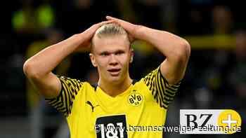 BVB-Schock: Erling Haaland fehlt Dortmund mehrere Wochen