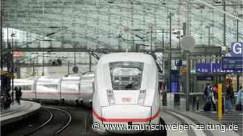 Sieben Fakten über die Deutsche Bahn